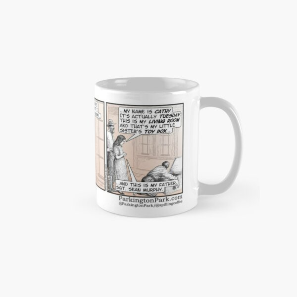 Irish Luck Comic Classic Mug