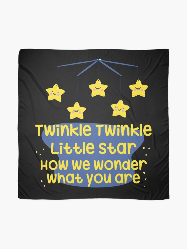 c40d47a3 Alternate view of Twinkle Twinkle Little Star | gender reveal shirts |  pregnant shirts | new