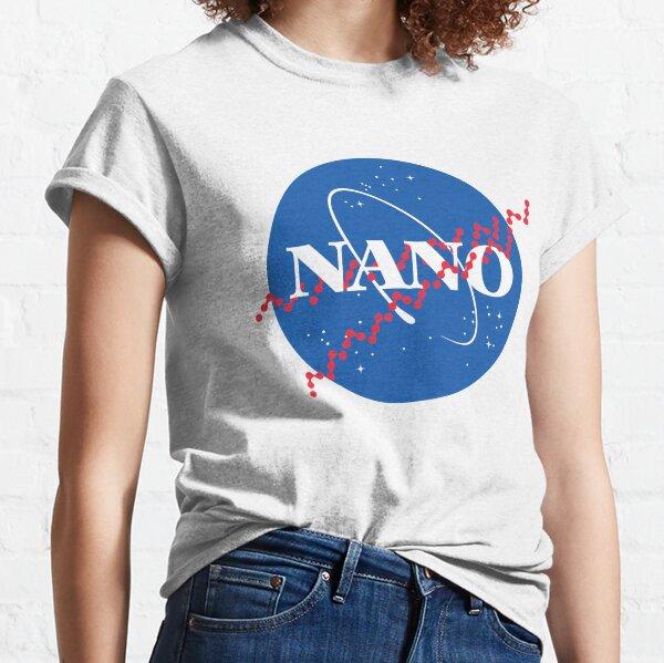 Nano NASA Parody Classic T-Shirt
