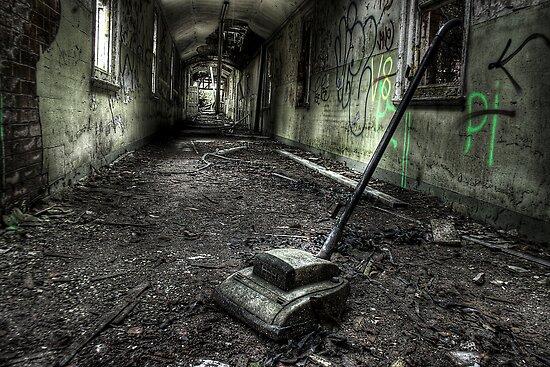 Sack the janitor by Richard Shepherd