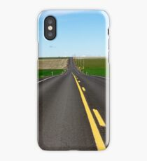 Back Road iPhone Case