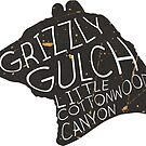 Grizzly Gulch Little Cottonwood Canyon by Nataliatcha
