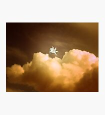Pegasus ~ Dusk Photographic Print