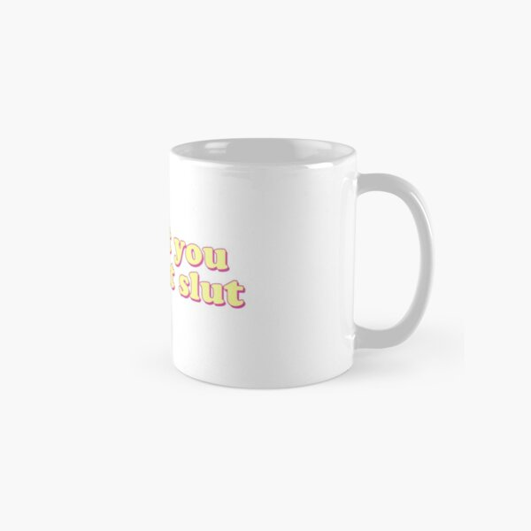 you want this Classic Mug