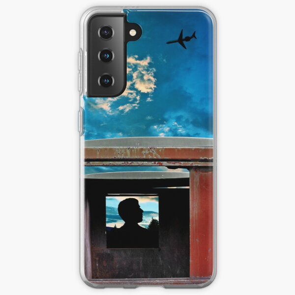 Where Are We Now? Samsung Galaxy Soft Case
