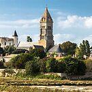 Castle (Château de Noirmoutier - Vendée, France) by Mathieu Longvert
