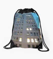 High-rise building, tower block Drawstring Bag