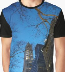 Skyscraper Graphic T-Shirt