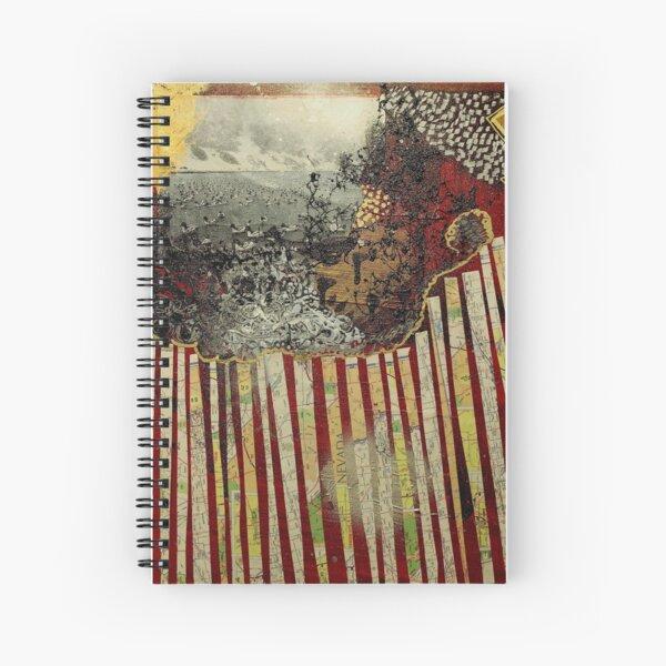 Pre-Apocalypse  Spiral Notebook