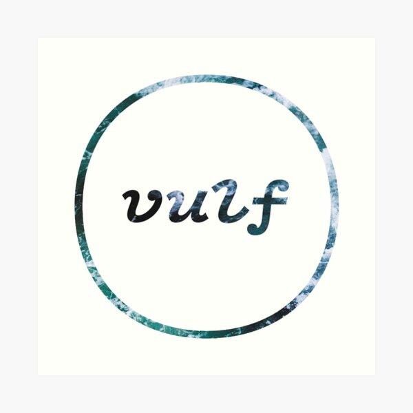 Logo de Vulfpeck Ocean Impression artistique
