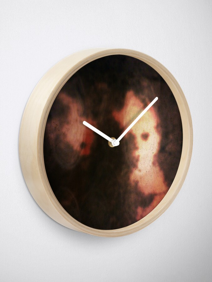 Alternate view of Holy, Holy Ghost  Clock