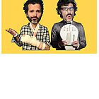 Conchords Tour Cancelled by loganferret