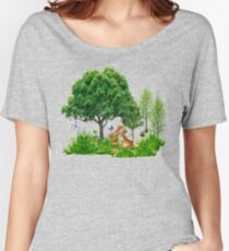 It's Easter Time Mr. Bunny Women's Relaxed Fit T-Shirt