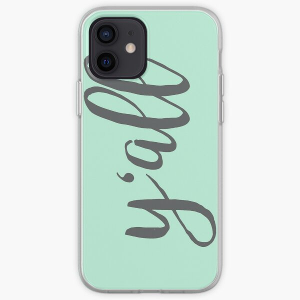Y'all cursive iPhone Soft Case