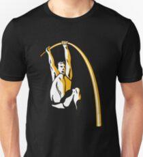 Pole Vaulting Unisex T-Shirt