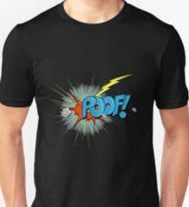 Camiseta ajustada Poof Comic Expression