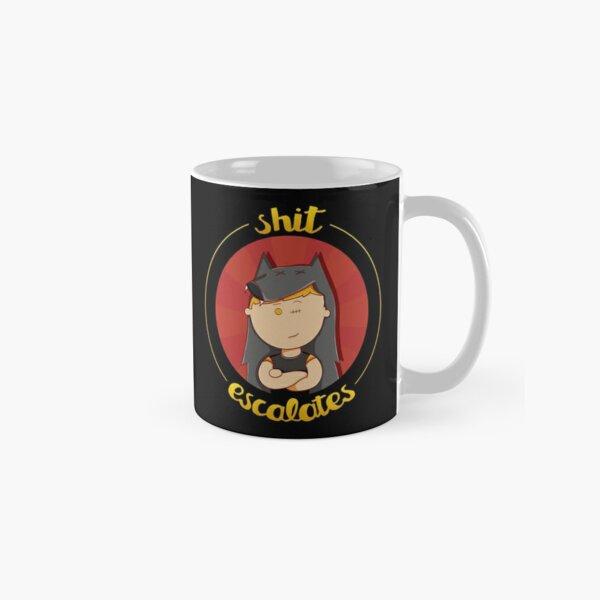 Sh*t escalates Classic Mug