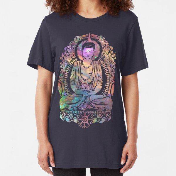 Cosmic Bodhi Slim Fit T-Shirt