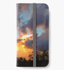 Fiery Sunset iPhone Wallet/Case/Skin