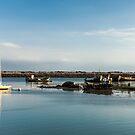 Boats and Wrecks (Île de Noirmoutiers -  Vendée, France) bis by Mathieu Longvert