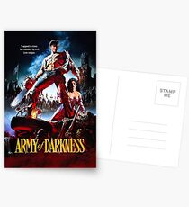 Army of Darkness Postcards