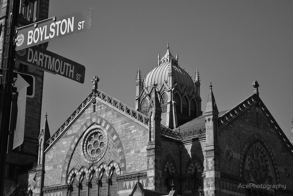 Old South Church by AcePhotography