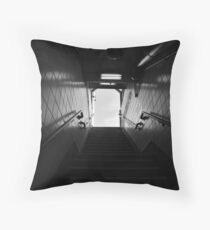 Going Up... or Down? Throw Pillow