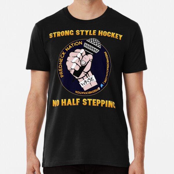 Predneck Nation No Half Stepping Premium T-Shirt