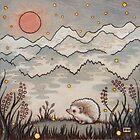 Hedgehog in the Fog by Fay Helfer