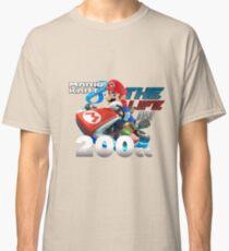 MK8 : The Life In 200cc / Mario Classic T-Shirt