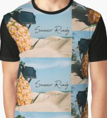 Summer Ready  Graphic T-Shirt