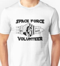 USA Space Force for Donald Trump Unisex T-Shirt