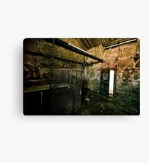 The Gimps Room Canvas Print