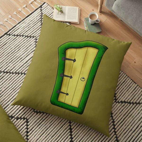 Fairy Door  Floor Pillow