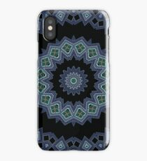 Embroidered beads pattern  iPhone Case