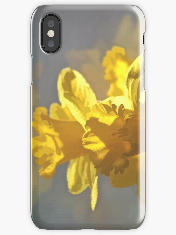 Morning Daffodils by Eileen McVey
