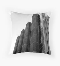 MONOLITH - HOBART Tasmania Throw Pillow
