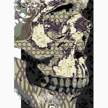 Skullhead by nogoodnik