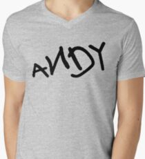 Andy - Toy Story Men's V-Neck T-Shirt