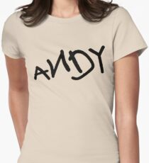 Andy - Toy Story Women's Fitted T-Shirt