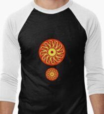 Avenger Heart Men's Baseball ¾ T-Shirt