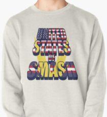 United States of Smash Pullover Sweatshirt