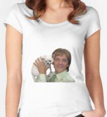 4eaba4f68c54 MR G Women s Fitted Scoop T-Shirt