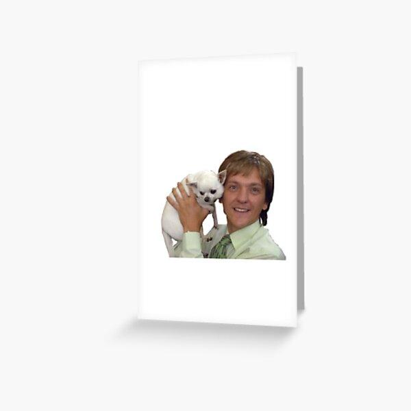 MR G Greeting Card