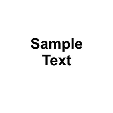 Sample Text by kilroyetc