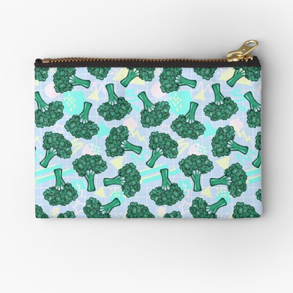 Broc On! Zipper Pouch