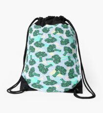 Broc On! Drawstring Bag