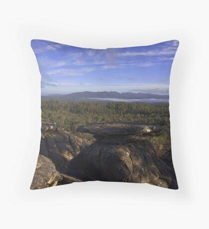 Grampians Series #3 Throw Pillow