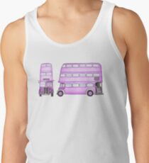 Big Purple Bus Tank Top