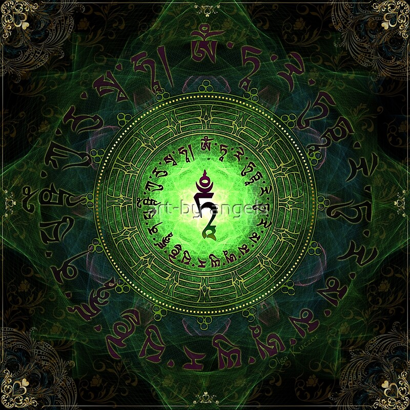 Quot Green Tara Mantra Protection From Dangers And Suffering